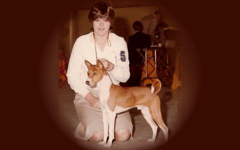 That First Show Basenji